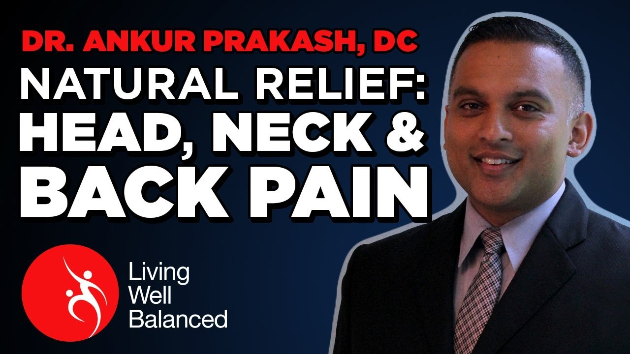 Natural Relief for Headaches and Back Pain