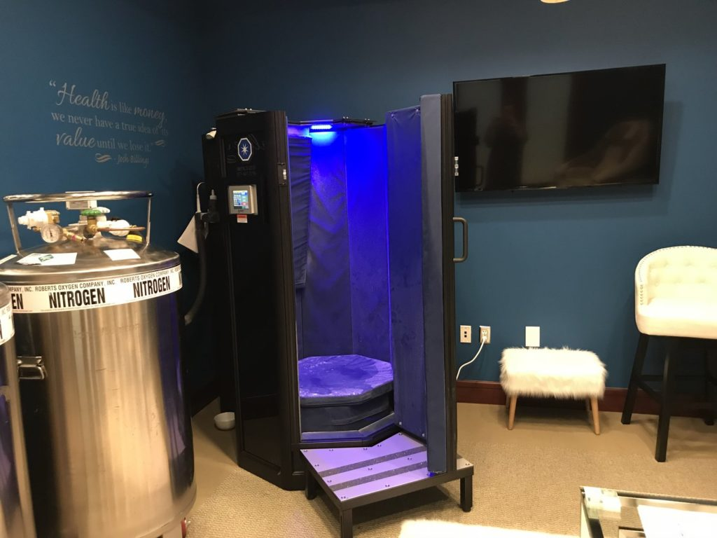 Cryotherapy Services Raleigh NC