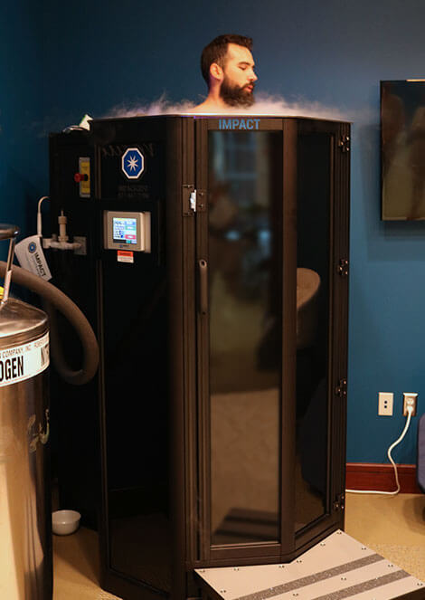 Cryotherapy Raleigh & Cary NC